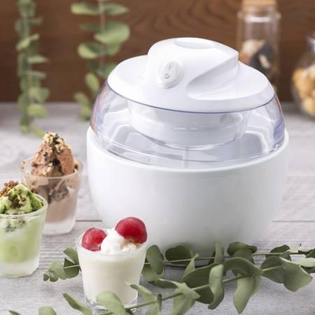 貝印 アイスクリームメーカー お家で気軽に作る、できたてアイスクリーム。「コンパクトサイズの簡単アイスクリームメーカー」 沖縄