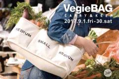イデアポート VegieBAGを特集してご紹介 >>> 9/1(金)〜 9/30(土) 沖縄