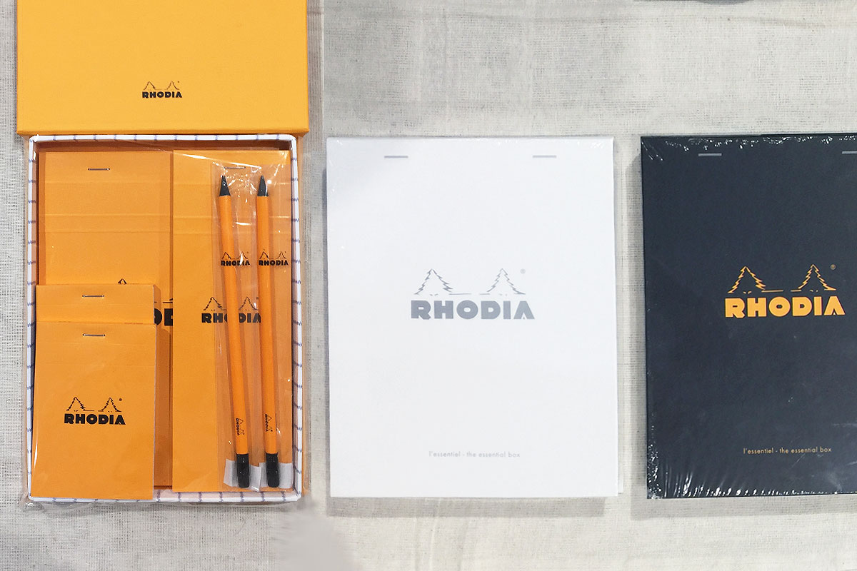 RHODIA ESSENTIAL BOX 沖縄