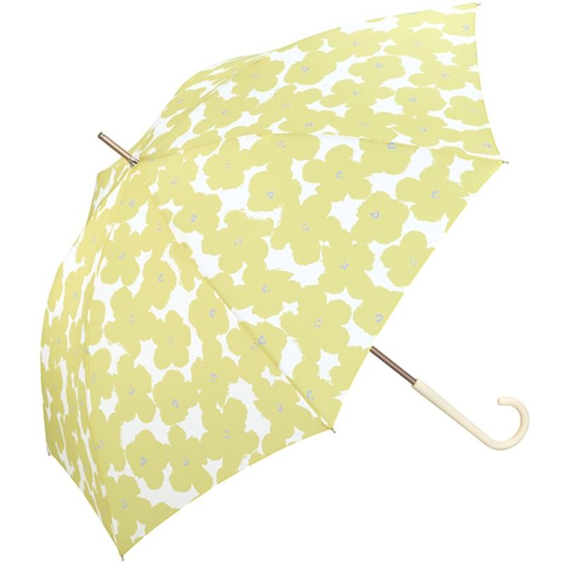 w.p.c ロングアンブレラハナプリントイエロー w.p.c long umbrella flower print yellow 沖縄