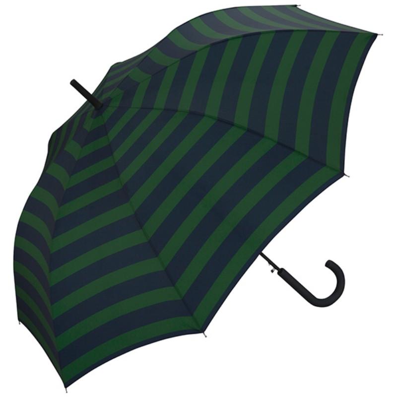 w.p.c ベーシックジャンプアンブレラグリーンボーダー w.p.c basic jump umbrella green boder 沖縄