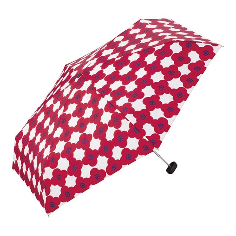 w.p.c  ミニアンブレラカメリアレッド w.p.c mini umbrella camellia red 沖縄