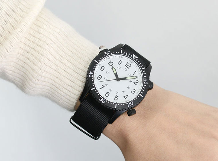 HIGHTIDE ハイタイド Saruei LED Wrist Watch 沖縄